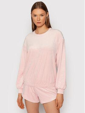Ugg Ugg Світшот Shanara 1121087 Рожевий Regular Fit