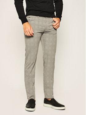 Boss Boss Spodnie materiałowe Delaware3-9-20 50425138 Szary Slim Fit