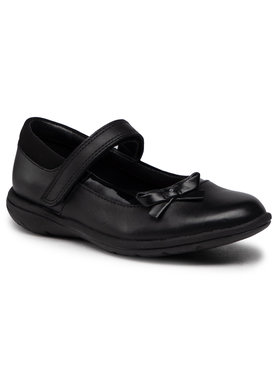 Clarks Clarks Pantofi Venture Star 261349136 Negru