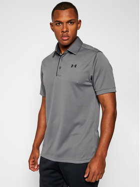 Under Armour Under Armour Polo Ua Tech 1290140 Gris Loose Fit