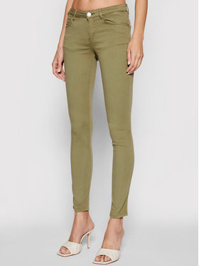 Guess Guess Jeans Curve X W1GAJ2 W77RE Verde Skinny Fit