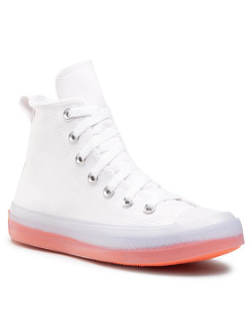Converse Converse Πάνινα παπούτσια Ctas Cx Hi 167807C Λευκό