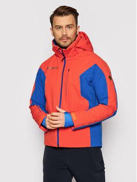Descente Descente Kurtka narciarska Hector DESCENTE-DWMQGK13 Pomarańczowy Tailored Fit