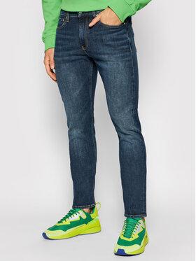 Calvin Klein Jeans Calvin Klein Jeans Slim fit džínsy J30J307727911 Tmavomodrá Slim Fit