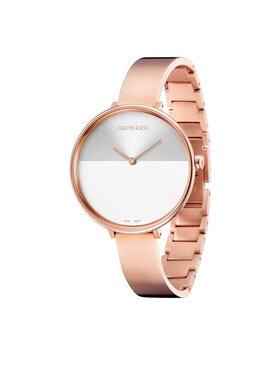 Calvin Klein Calvin Klein Часовник Lady K7A23646 Розов