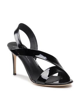 Giuseppe Zanotti Giuseppe Zanotti Pantofi cu toc subțire I100027 Negru