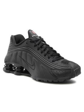 Nike Nike Обувки Shox R4 AR3565 004 Черен