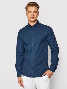 Trussardi Trussardi Marškiniai 52C00211 Tamsiai mėlyna Regular Fit