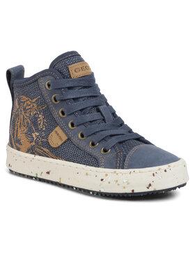 Geox Geox Sneakers J Alonisso B. F J022CF 010CL C4002 M Blu scuro