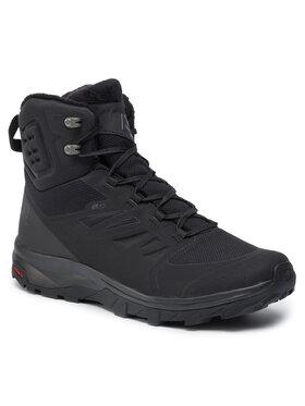 Salomon Salomon Trekingová obuv Outblast Ts Cswp 409223 31 V0 Čierna