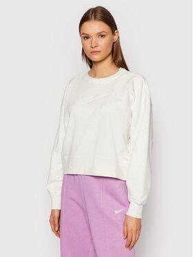 Nike Nike Sweatshirt Get Fit CU5506 Blanc Oversize