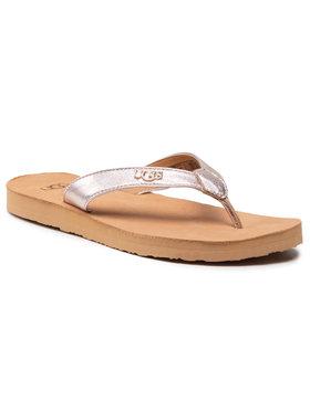 Ugg Ugg Flip-flops W Tawney Logo 1119998 Rózsaszín