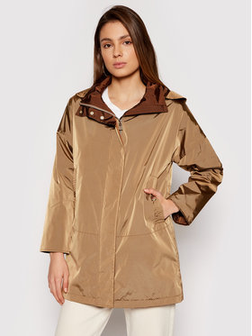 Geox Geox Prijelazna jakna Smeraldo W1221P T2453 F5215 Smeđa Regular Fit