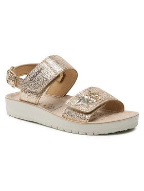 Geox Geox Sneakersy J S.Costarei G. A J15EAA 000BN C2005 S Złoty