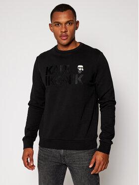 KARL LAGERFELD KARL LAGERFELD Sweatshirt Sweat 705022 502910 Noir Regular Fit