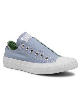 Converse Converse Sneakers aus Stoff Ctas Slip 164305C Blau