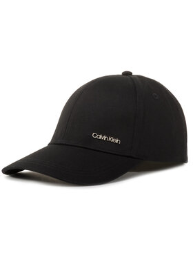 Calvin Klein Calvin Klein Šiltovka Metal Letter Bb Cap K60K606828 Čierna