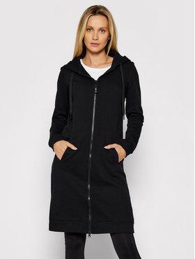 4F 4F Sweatshirt H4L21-BLD014 Schwarz Regular Fit