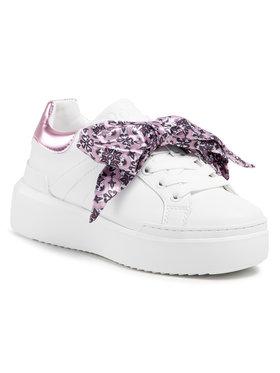 Pollini Pollini Sneakersy SA15034G1CXC110A Biały
