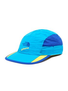 The North Face The North Face Шапка с козирка Extreme Ball Cap NF0A3VVJD7R1 Син