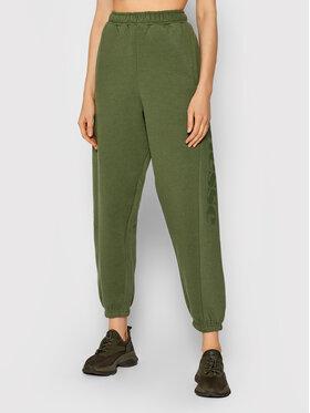 Ellesse Ellesse Teplákové kalhoty Darus SGK12181 Zelená Regular Fit