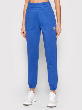 DKNY Sport DKNY Sport Pantaloni da tuta DP1P2716 Blu Regular Fit