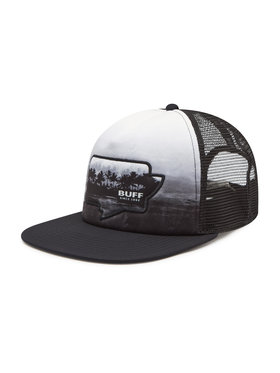 Buff Buff Καπέλο Jockey Trucker Cap 125362.999.30.00 Μαύρο