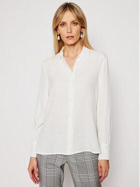 Marella Marella Košile Xanadu 31110811200 Bílá Regular Fit