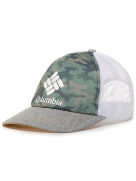 Columbia Columbia Шапка с козирка Mesh Hat II CL2273 Зелен