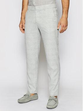 Pierre Cardin Pierre Cardin Medžiaginės kelnės 3520/000/4911 Pilka Regular Fit