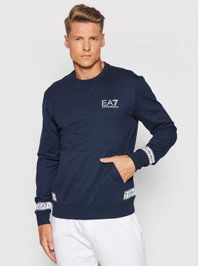 EA7 Emporio Armani EA7 Emporio Armani Sweatshirt 3KPM22 PJ05Z 1554 Bleu marine Regular Fit