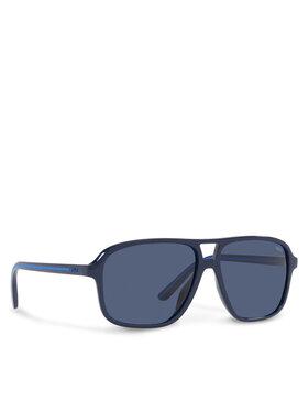 Polo Ralph Lauren Polo Ralph Lauren Okulary przeciwsłoneczne 0PH4177U 562080 Granatowy