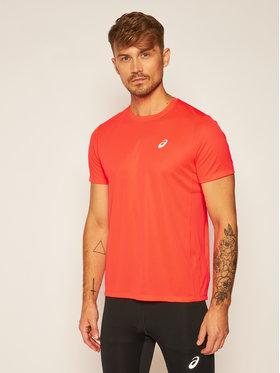 Asics Asics Techniniai marškinėliai Katakana Ss 2011A813 Oranžinė Regular Fit