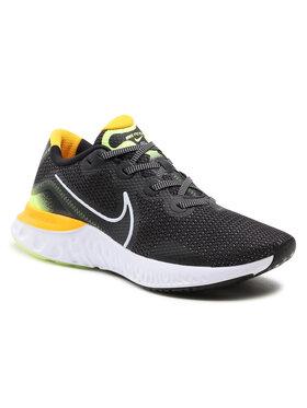 Nike Nike Cipő Renew Run CK6357 007 Fekete