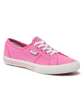 Pepe Jeans Pepe Jeans Tennis Baker Wash PGS30262 Rose