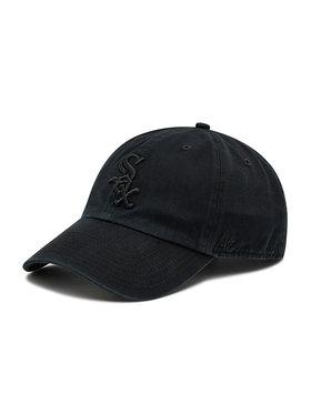 47 Brand 47 Brand Cap Chicago White Sox Clean UP B-RGW06GWSNL-BKB Schwarz