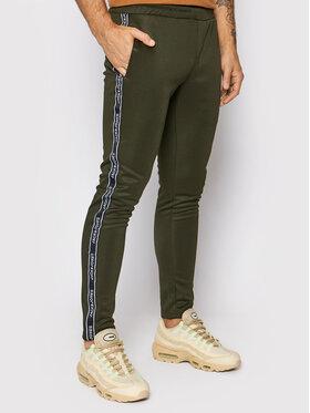 Jack&Jones Jack&Jones Teplákové kalhoty Will 12193274 Zelená Slim Fit