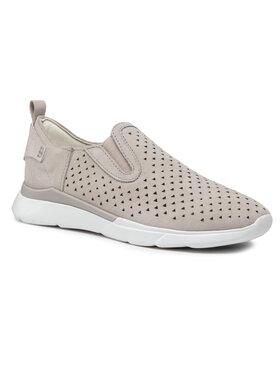 Geox Geox Sneakersy D Hiver A D02FHA 00022 C1010 Šedá