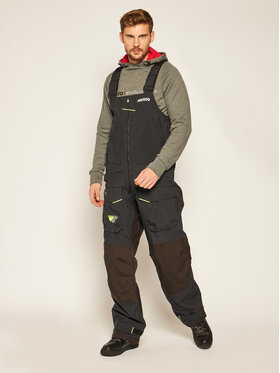 Musto Musto Námořnické kalhoty Mpx GORE-TEX Pro Offshore 80851 Černá Flexible Fit
