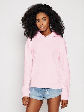 Calvin Klein Jeans Calvin Klein Jeans Mikina J20J215582 Růžová Regular Fit