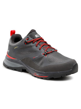 Jack Wolfskin Jack Wolfskin Παπούτσια πεζοπορίας Force Striker Texapore Low M 4038841 Γκρι