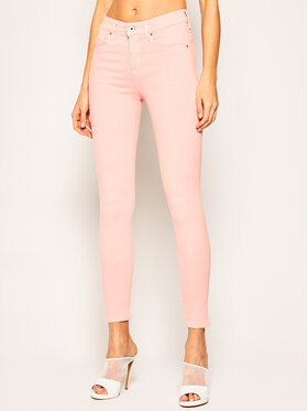 Pepe Jeans Pepe Jeans Jeansy Skinny Fit Zoe PL211383 Rosa Skinny Fit