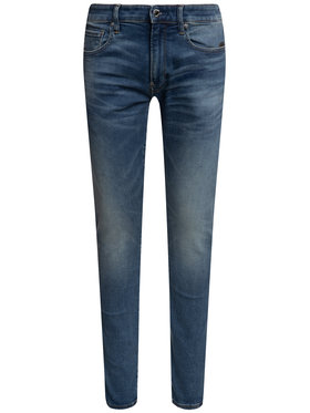 G-Star RAW G-Star RAW Дънки Skinny Fit 51010-B605-A802 Тъмносин Skinny Fit