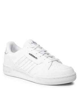 adidas adidas Boty Continental 80 Stripes J H03944 Bílá
