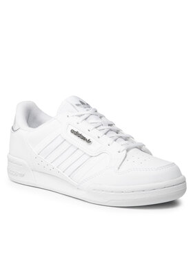 adidas adidas Scarpe Continental 80 Stripes J H03944 Bianco