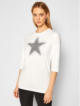 Marella Marella Bluză Mystar 39760509 Bej Regular Fit