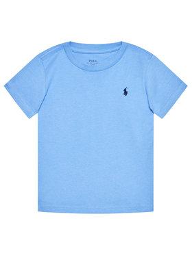 Polo Ralph Lauren Polo Ralph Lauren Marškinėliai Ss Cn 323832904023 Mėlyna Regular Fit