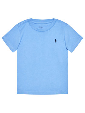 Polo Ralph Lauren Polo Ralph Lauren Tričko Ss Cn 323832904023 Modrá Regular Fit
