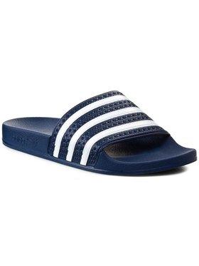 adidas adidas Mules / sandales de bain adilette 288022 Bleu marine