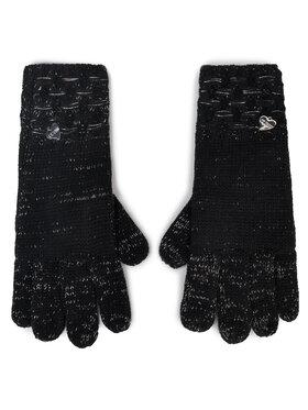 Guess Guess Gants femme Not Coordinated Gloves AW8199 WOL02 Noir